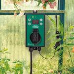 """Gewächshausthermostat der Marke """"Bio Green"""""""