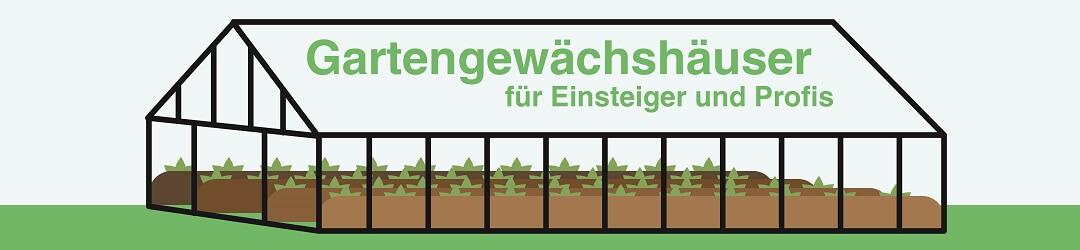 Gartengewächshaus bauen