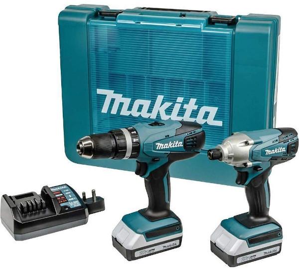 Makita 18V Li-Ion Akku-Schlagschrauber